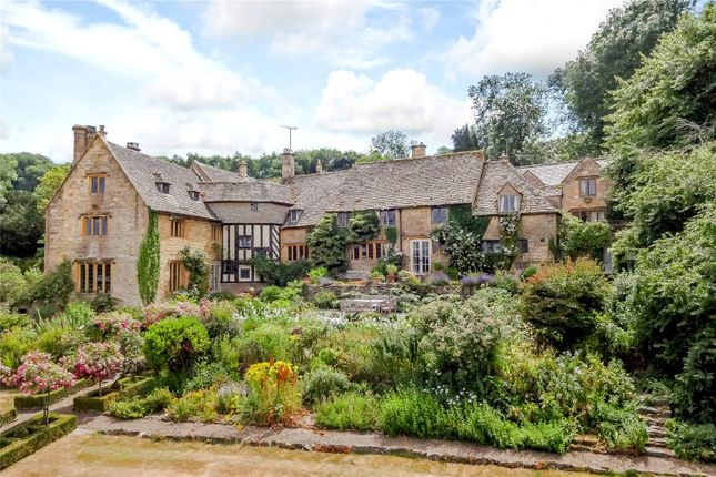 Thumbnail Detached house for sale in Snowshill, Broadway, Gloucestershire