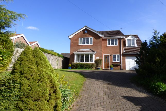 Thumbnail Detached house to rent in Horncastle Road, Louth