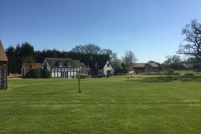 Thumbnail Detached house for sale in Pinley Green, Claverdon, Warwick