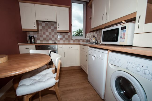 Thumbnail Flat to rent in Whitehall Mews, Whitehall Place, Aberdeen