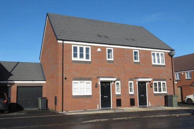 3 bed semi-detached house to rent in Noose Lane, Willenhall WV13