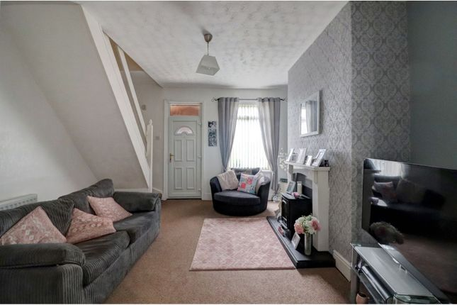 Living Area of Percy Terrace, Consett DH8