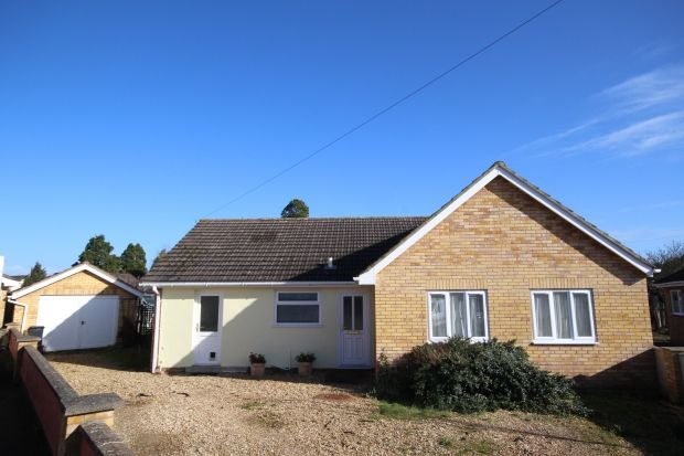 Thumbnail Detached bungalow for sale in Heathfield Close, North Petherton, Bridgwater