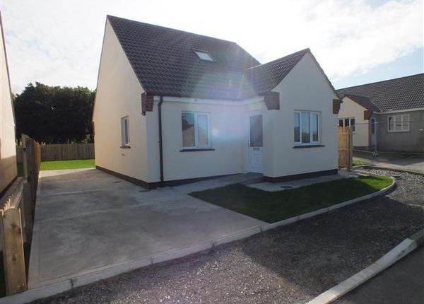 Thumbnail Bungalow to rent in Slieau Curn Park, Kirk Michael, Isle Of Man