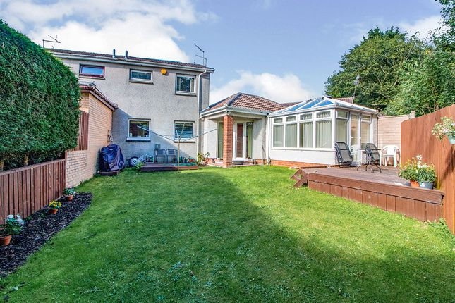 External of Strathaird Place, Dundee, Angus DD2