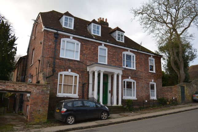 Thumbnail Flat to rent in Kingsbury Street, Marlborough, Wiltshire