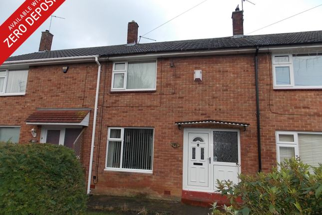 Thumbnail 2 bed property to rent in Aln Crescent, Newcastle Upon Tyne