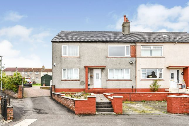 Thumbnail Flat for sale in Cuillin Place, Kilmarnock