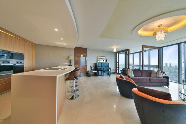Thumbnail Flat to rent in The Tower, St George Wharf, Vauxhall, London