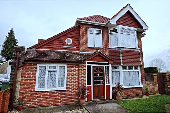 6 bed detached house for sale in Middle Road, Sholing, Southampton