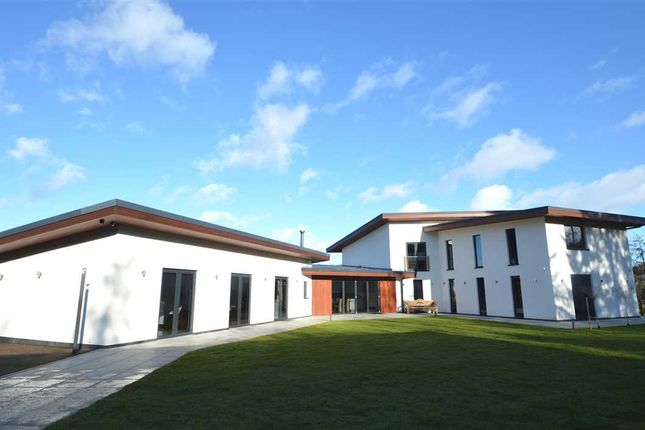 Thumbnail Detached house for sale in Vida Ventura, Lanark Road, Crossford