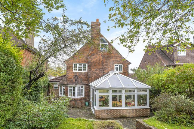 Thumbnail Property for sale in Manor Way, Onslow Village, Guildford