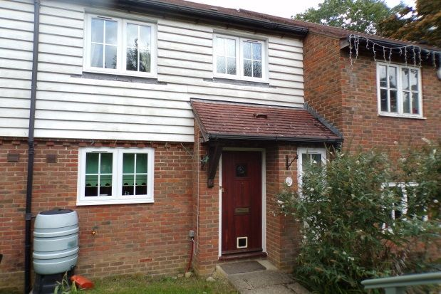 Thumbnail Terraced house to rent in Church Farm Close, Etchingham
