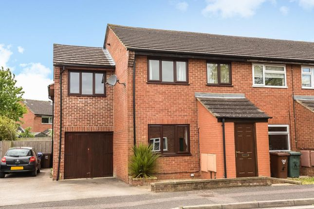 Thumbnail End terrace house to rent in Glory Farm, Bicester