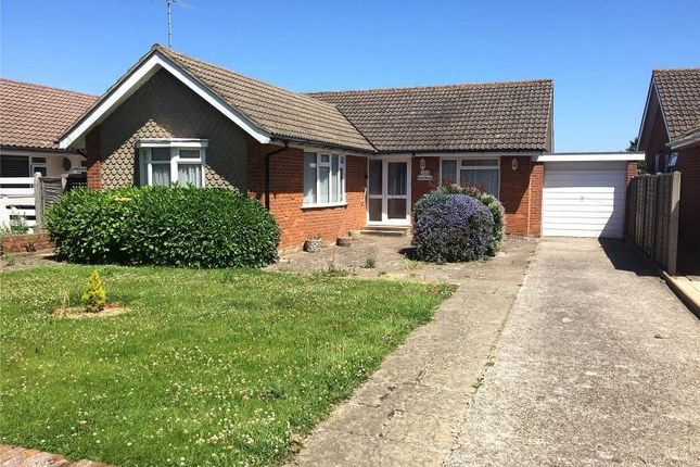 Thumbnail Detached bungalow for sale in Aldsworth Avenue, Goring By Sea, Worthing