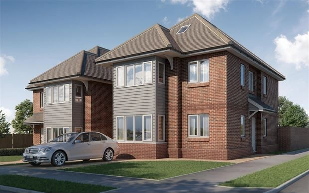 Thumbnail Detached house for sale in Leigh View Drive, Leigh-On-Sea, Leigh On Sea