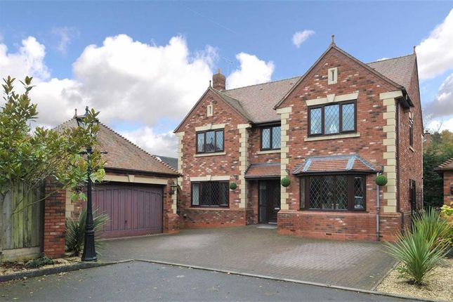 Thumbnail Detached house for sale in Gallows Hill, Kinver, Stourbridge