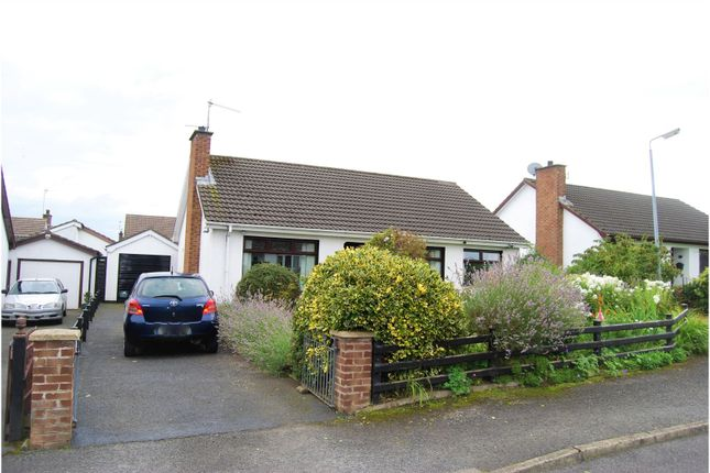 Thumbnail Detached bungalow for sale in Glen View, Maghaberry