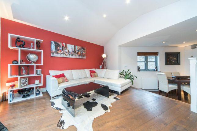 2 bed maisonette for sale in Shorrolds Road, Fulham Broadway, London