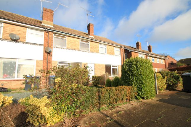 Thumbnail Terraced house to rent in Pelham Road, Worthing