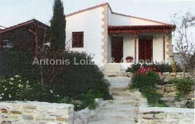 3 bed bungalow for sale in Psematismenos, Cyprus