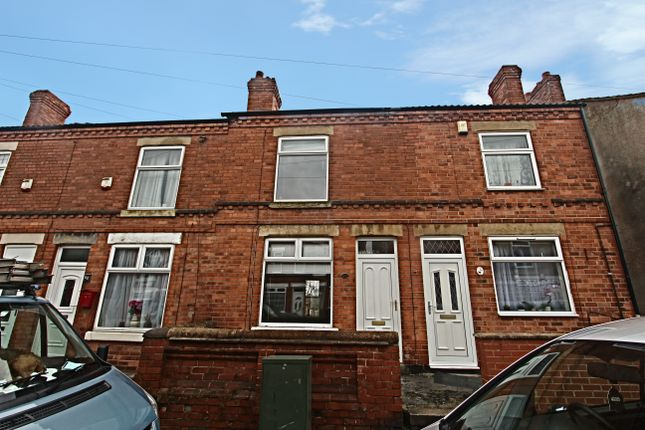 Thumbnail Terraced house to rent in Mount Street, Mansfield, Nottinghamshire