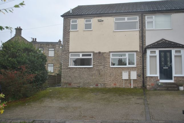 Thumbnail Semi-detached house to rent in Stepping Lane, Grenoside, Sheffield
