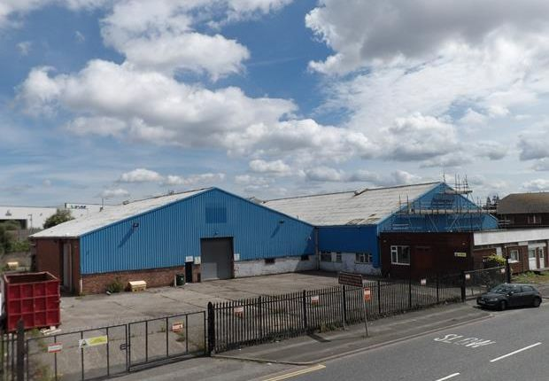 Thumbnail Light industrial for sale in No. 1 Dock Road, Wallasey, Wirral