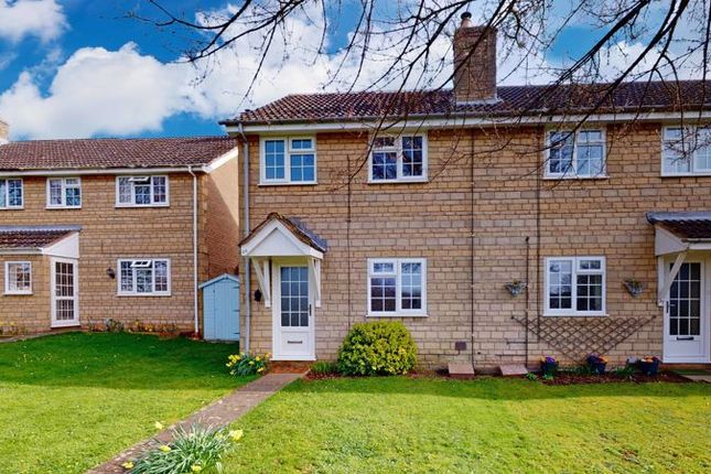 2 bed terraced house to rent in Pinfold Close, South Luffenham, Oakham LE15