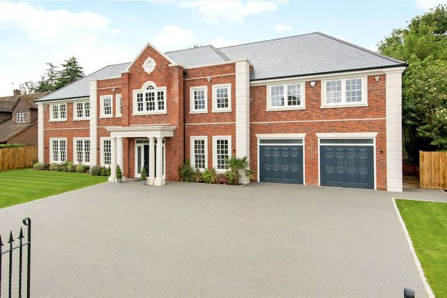 Thumbnail Detached house for sale in Grays Lane, Ashtead, Surrey