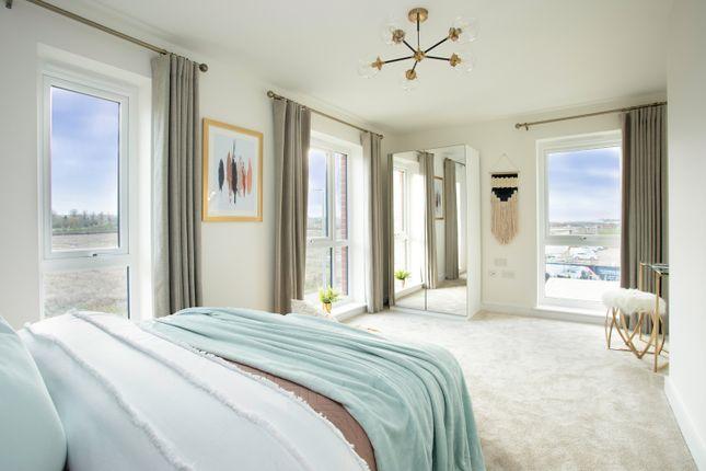 2 bedroom flat for sale in Keightley Gate, Milton Keynes