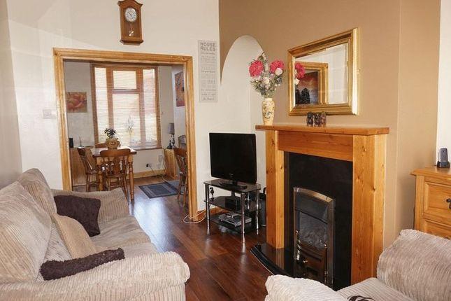 Thumbnail Terraced house for sale in Werrington Road, Bucknall, Stoke-On-Trent, Staffordshire