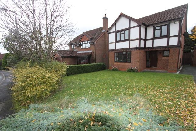 Thumbnail Detached house to rent in Shakespeare Avenue, Hawarden, Deeside