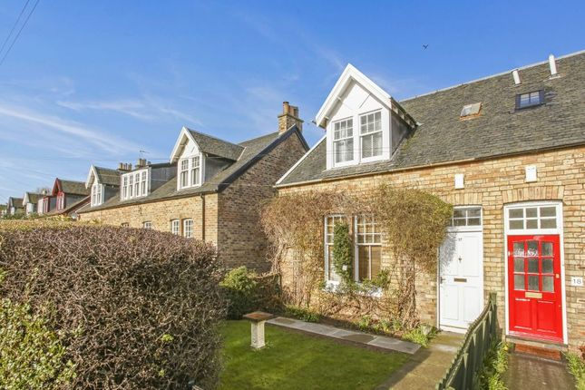 Thumbnail End terrace house for sale in 17 Niddrie Cottages, Newcraighall Road, Edinburgh