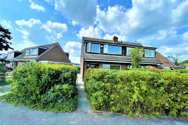 Thumbnail Semi-detached house to rent in Lower Mead Drive, Burnley