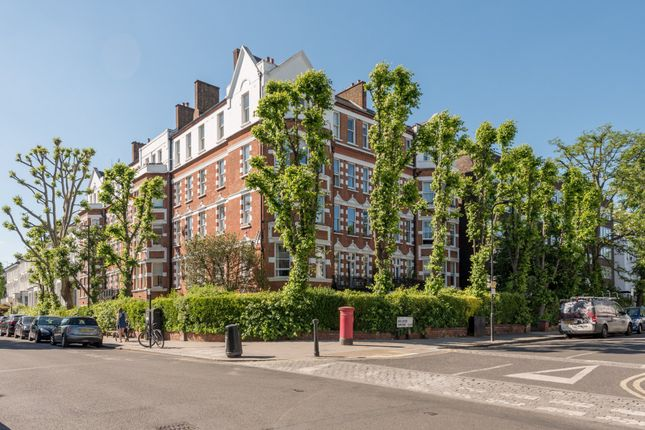 Thumbnail Flat for sale in Manor Mansions, Belsize Grove, London