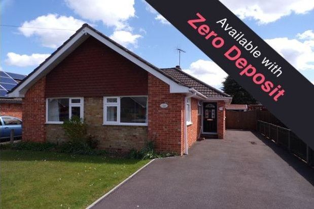 3 bed bungalow to rent in Malwood Gardens, Southampton SO40
