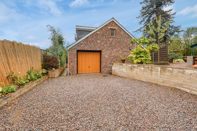 Garage of With 1 Bed Annex, Church Lane, Alvington, Lydney, Gloucestershire. GL15