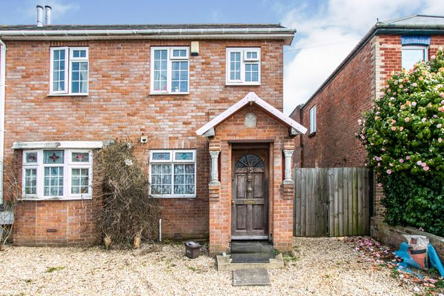 Thumbnail Semi-detached house for sale in Trafalgar Road, Winton, Bournemouth