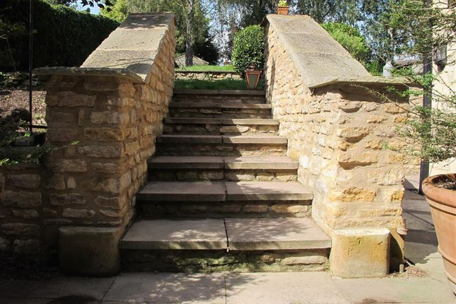Stairs of Castle Gate, Castle Bytham, Grantham NG33