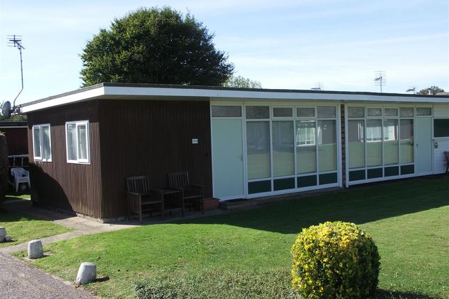 Thumbnail Mobile/park home to rent in Stalham, Norwich, Norfolk