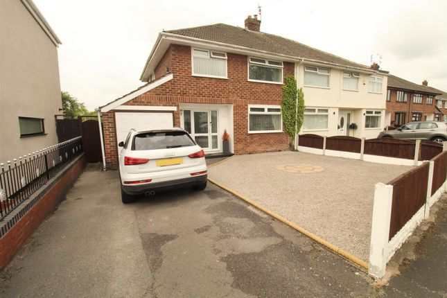 Thumbnail Semi-detached house for sale in Altway, Aintree, Liverpool