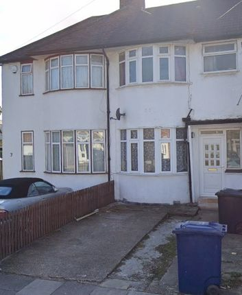 Thumbnail Terraced house to rent in Hart Grove, Southall