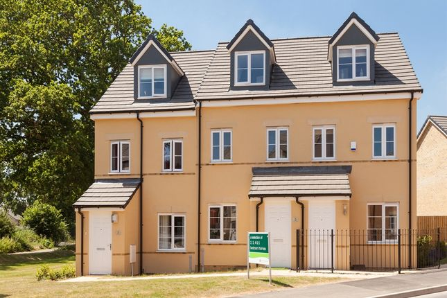 """Thumbnail Terraced house for sale in """"The Souter"""" at Clarks Close, Yeovil"""
