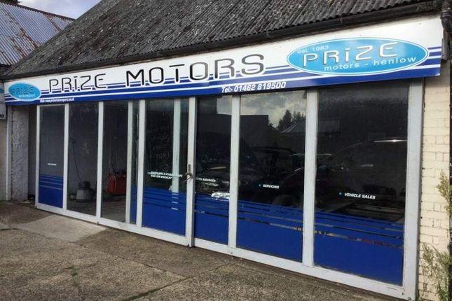 Thumbnail Parking/garage for sale in 15B-15c High Street, Henlow