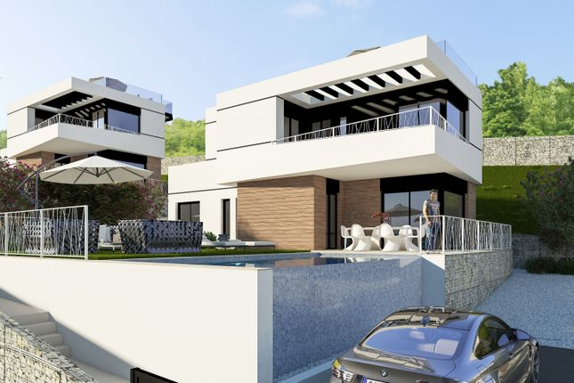 Thumbnail Villa for sale in Spain - Finestrat, Alicante, Valencia, Spain