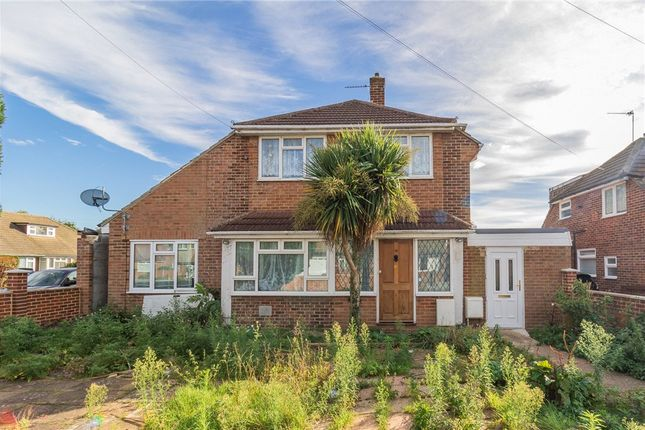Thumbnail Detached house for sale in Lindsay Close, Stanwell, Staines-Upon-Thames