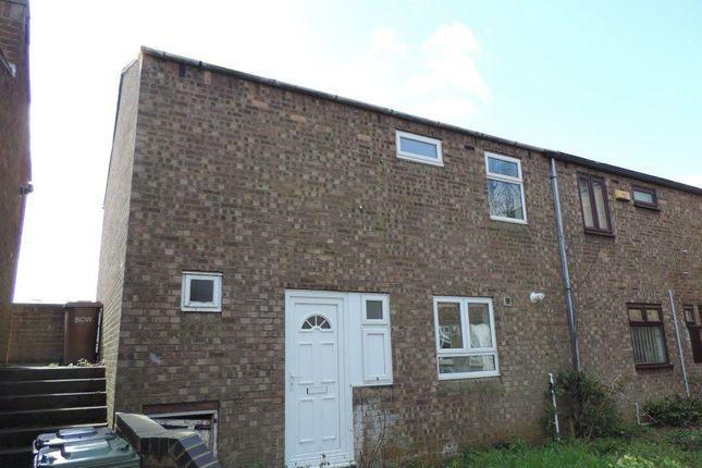 Thumbnail Terraced house to rent in Shearwater Lane, Wellingborough