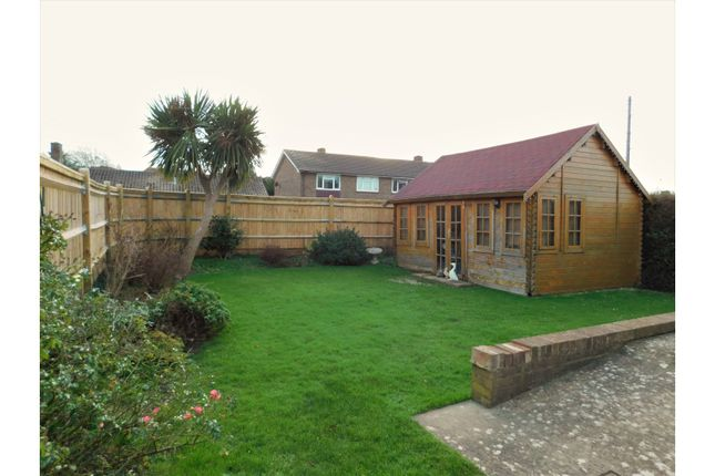 Front Garden of Middle Onslow Close, Worthing BN12