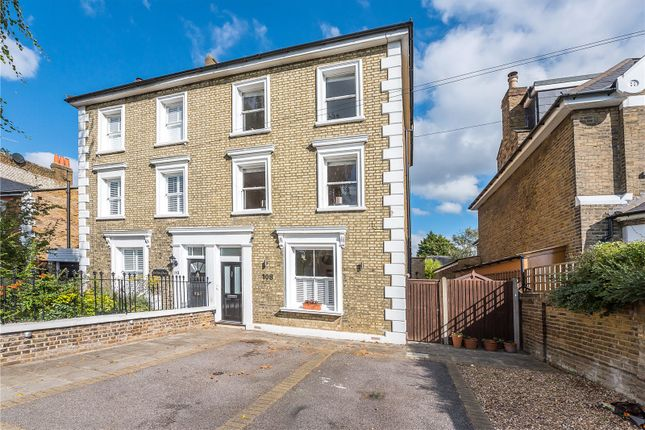 5 bed semi-detached house for sale in Church Road, Teddington